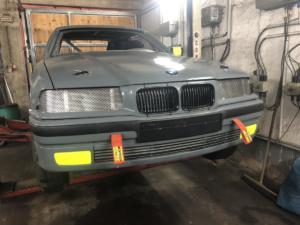 2021 Aufbau BMW E36 Coupe